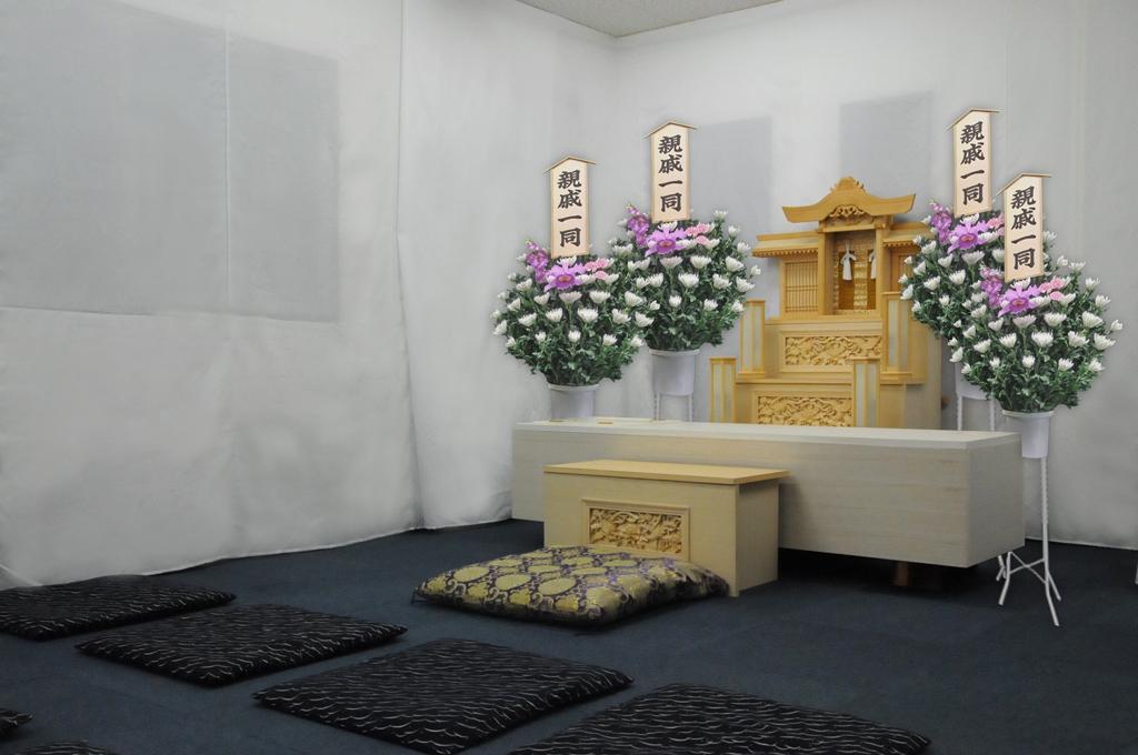 別館 家族葬・小規模葬例